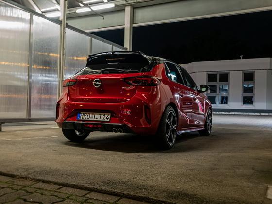 Irmscher Opel Corsa F GS Line