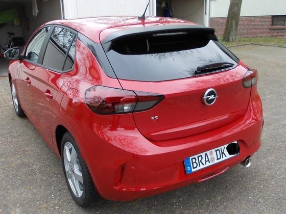 Opel Corsa F edition 1,2, 100 PS